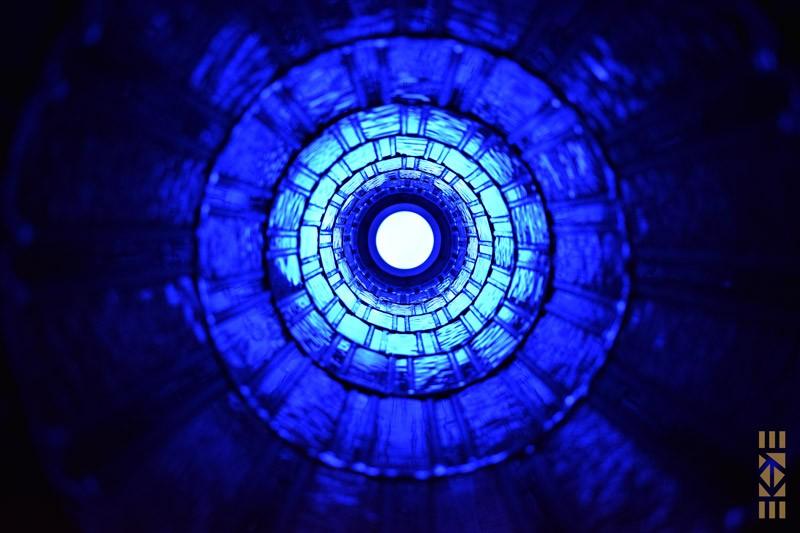 EKAYE | L'Horizon des Evènements | Tableau de Lumière | TIRAGE-BDDSC_0050
