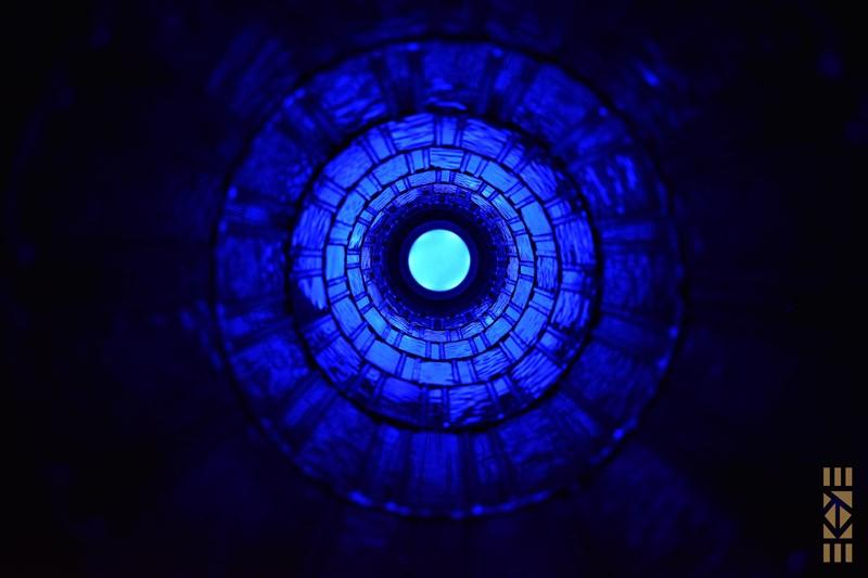 EKAYE | L'Horizon des Evènements | Tableau de Lumière | TIRAGE-BDDSC_0054