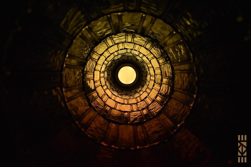 EKAYE | L'Horizon des Evènements | Tableau de Lumière | TIRAGE-BDDSC_0056
