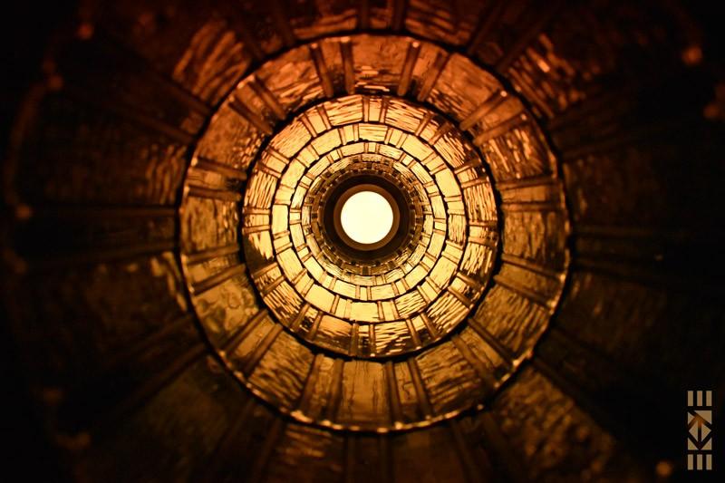EKAYE | L'Horizon des Evènements | Tableau de Lumière | TIRAGE-BDDSC_0058