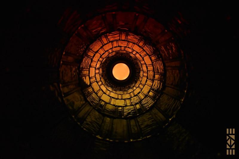 EKAYE | L'Horizon des Evènements | Tableau de Lumière | TIRAGE-BDDSC_0059