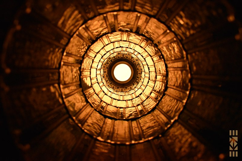 EKAYE | L'Horizon des Evènements | Tableau de Lumière | TIRAGE-BDDSC_0061