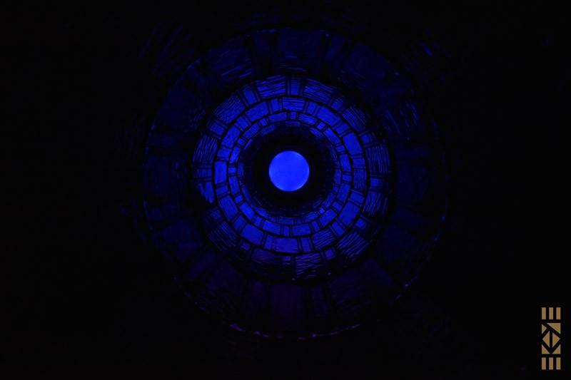 EKAYE | L'Horizon des Evènements | Tableau de Lumière | TIRAGE-BDDSC_0062