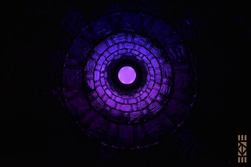EKAYE | L'Horizon des Evènements | Tableau de Lumière | TIRAGE-BDDSC_0064