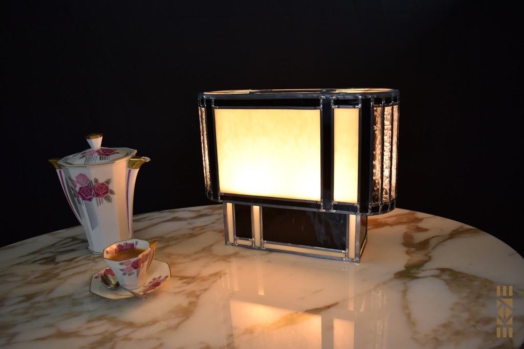 EKAYE Lampe Art Déco Frank L.W.