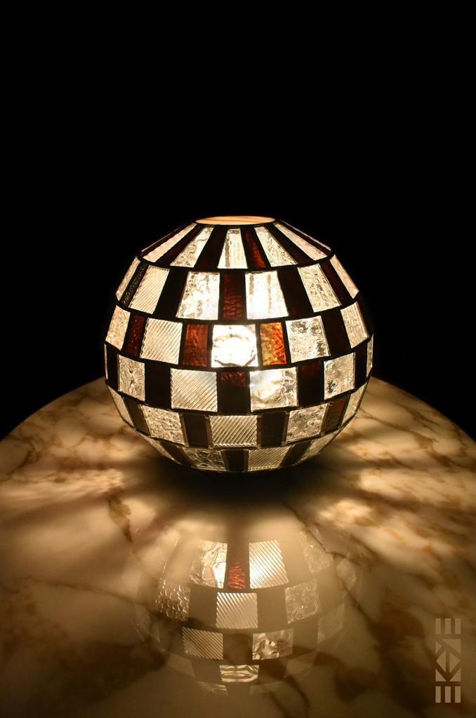 EKAYE Art Déco Lampe Alfons M.-333