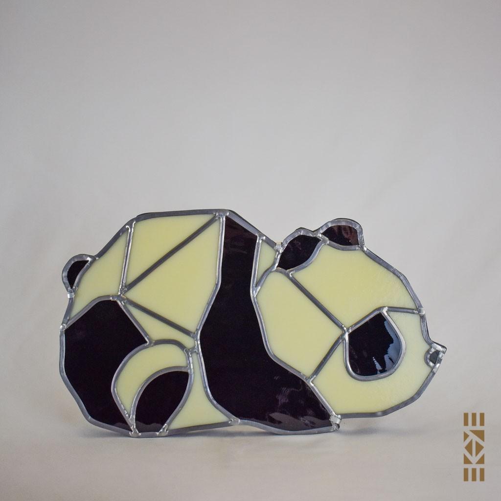 Ekaye | Le Bourdon et la luciole | Veilleuse Panda