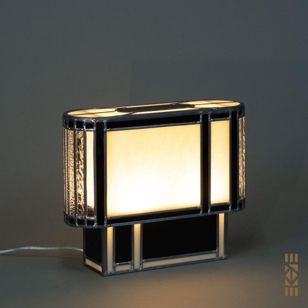 Lampe Frank L.W. |EKAYE| allumée de jour