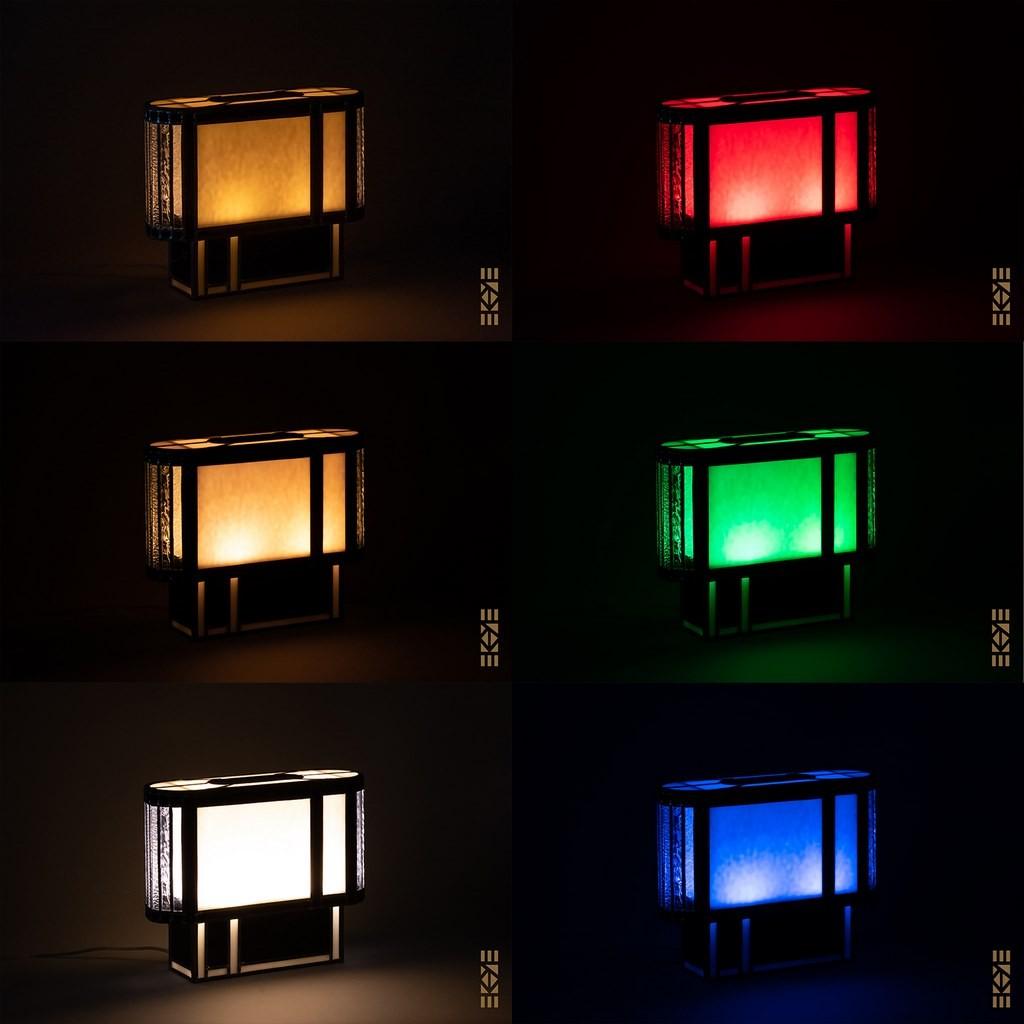 Lampe Frank L.W. |EKAYE| couleurs