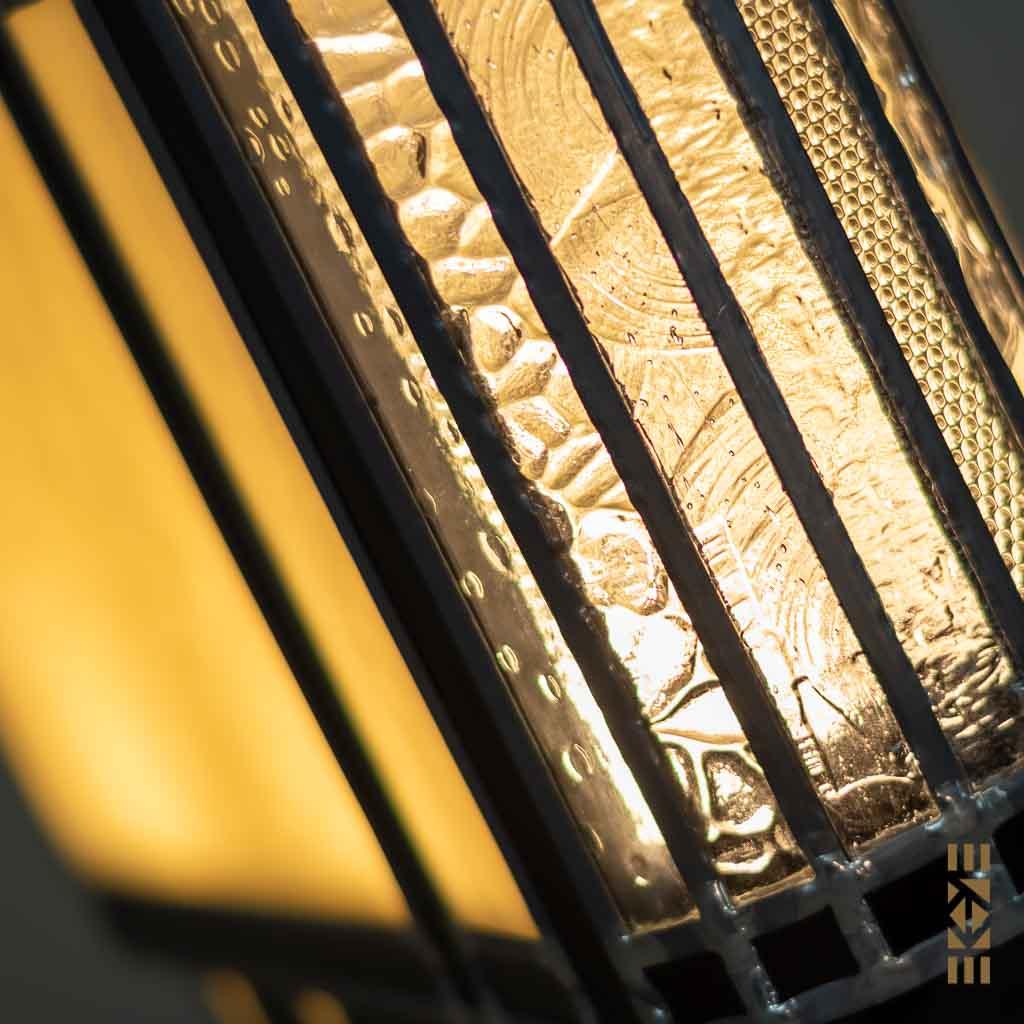Lampe Frank L.W EKAYE zoom Textures